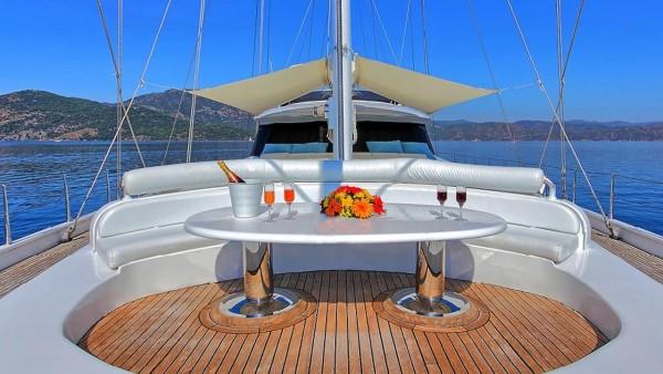 Barca a vela Angelo 2