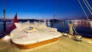 Barca a vela Aria I
