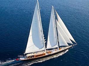 Aria I Barca a vela