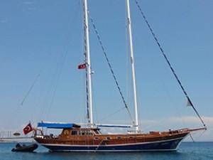 Barka Goletta Il caicco