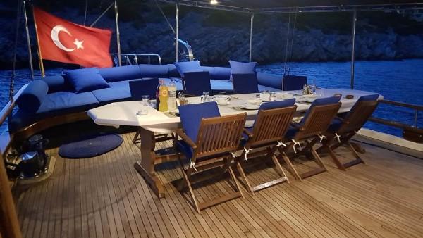 Caicco Blue Cruise