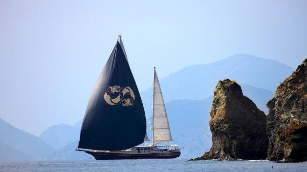 Daima Barca a vela