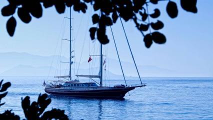 Barca a vela Daima