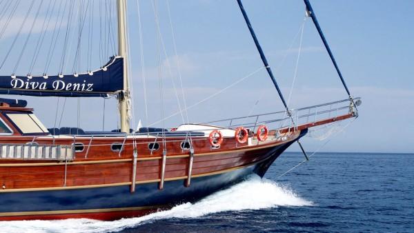 Caicco Diva Deniz
