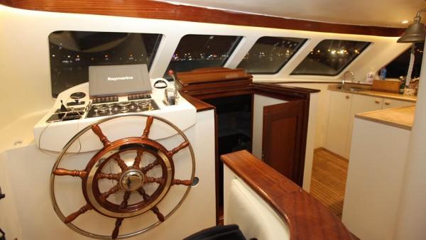 Barca a vela Eloa