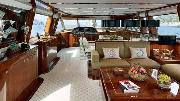 Barca a vela Glorious