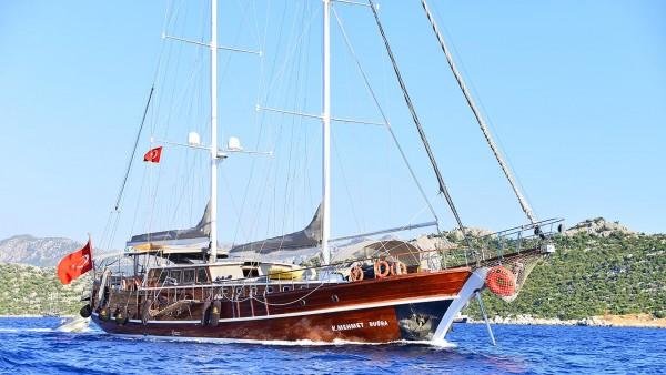 Kaptan Mehmet Bugra Caicco