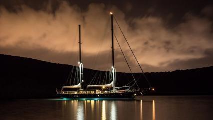 Barca a vela Le Pietre
