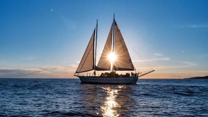 Luopan Barca a vela