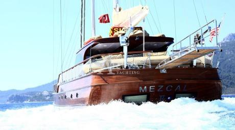 Caicco Mezcal 2