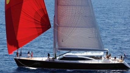 Patea Barca a vela