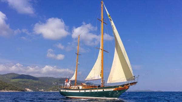 Providenca Barca a vela