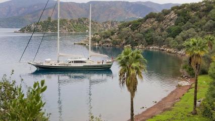 Sailing Nour Caicco