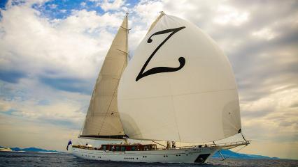 Barca a vela Zanziba