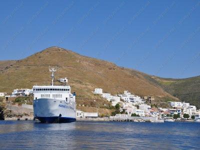 Isola di Kythnos