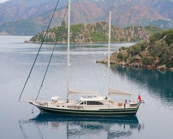 Sailing Nour Goletta