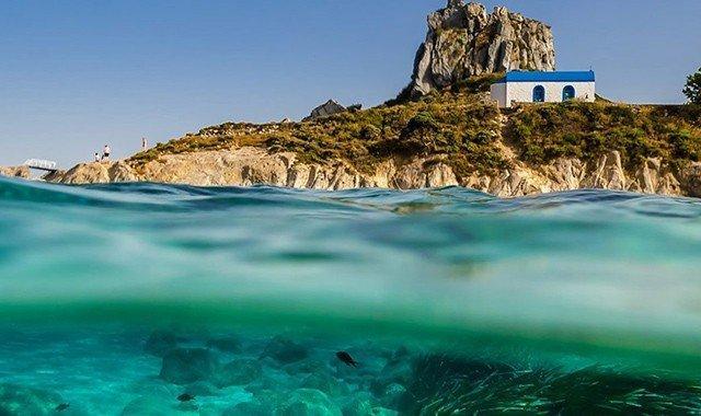 La Turchia alle Isole Greche