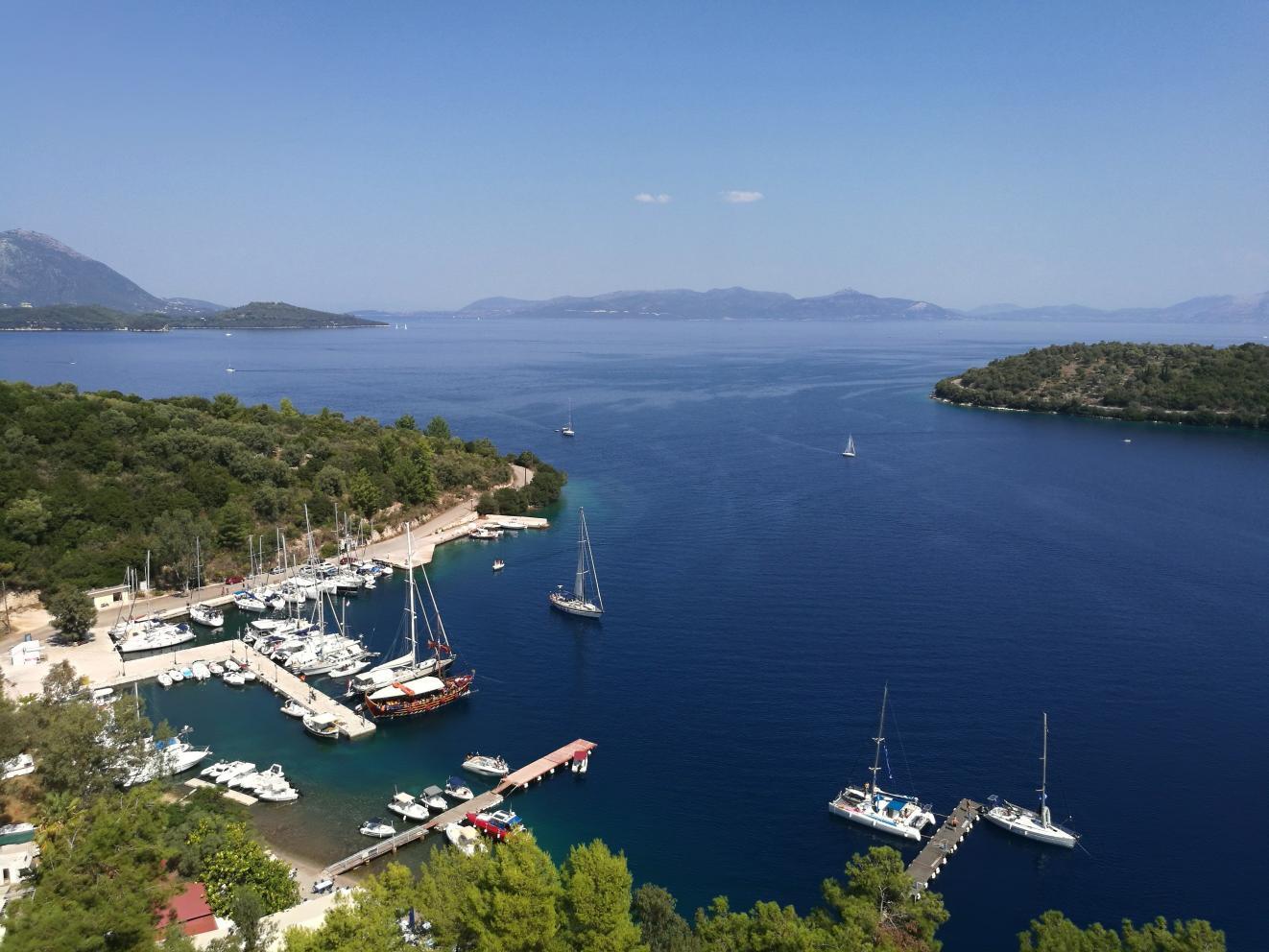 Yacht Charter In Lefkada