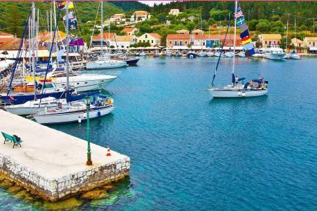 Yacht Charter Kefalonia